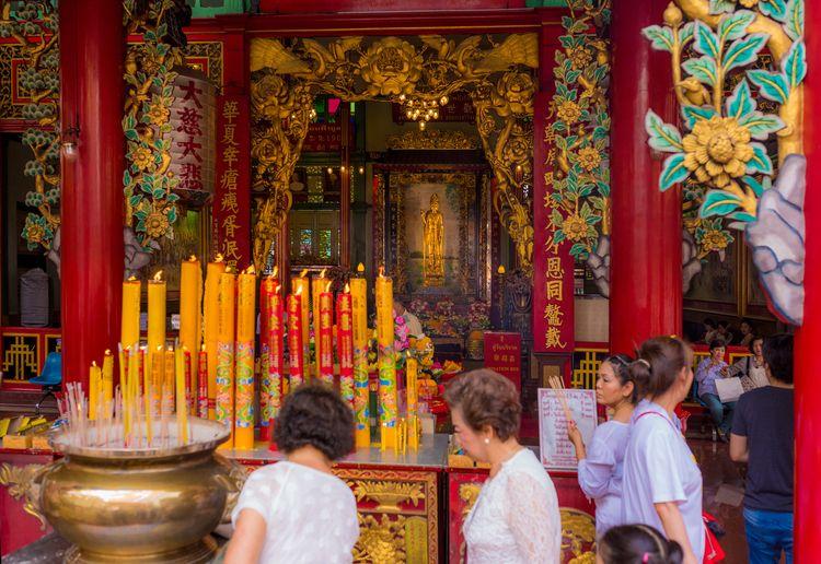 Kuan Yim, Goddess Mercy Mahayan - christofkessemeier | ello