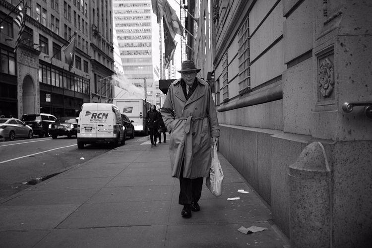 East 43rd Street - streetphotography - shootnewyorkcity | ello