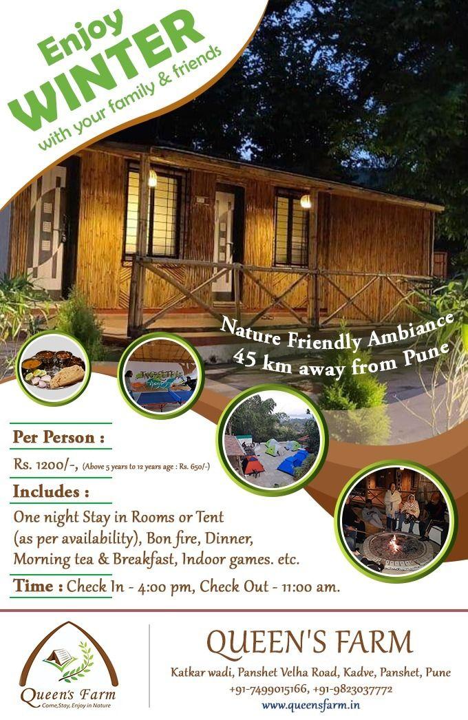 Enjoy Winters Farm Houses Pune - farmhouses | ello