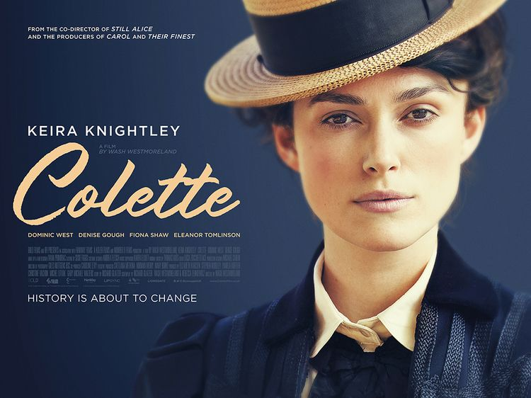 Colette Review based true life  - comicbuzz | ello
