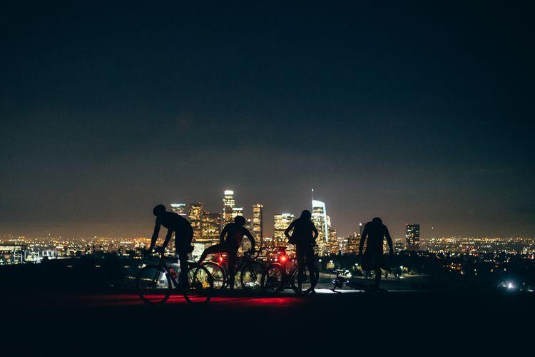 Spent week LA shooting Easton C - ridegradient | ello