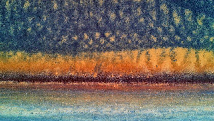 rust paint side boat. Mike - texture - apainterinahurry   ello