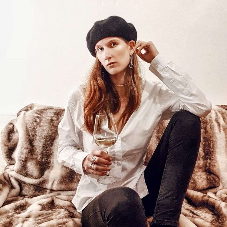 Feeling French - mood, beret, neutrals - jlouisewinter | ello