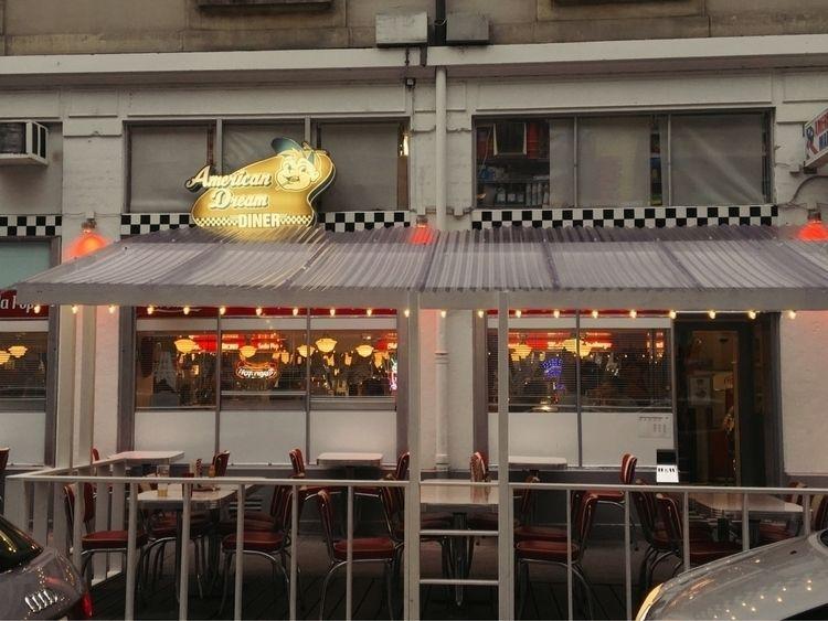 American Dream Diner Portugal - streetphotography - karenwtrang   ello