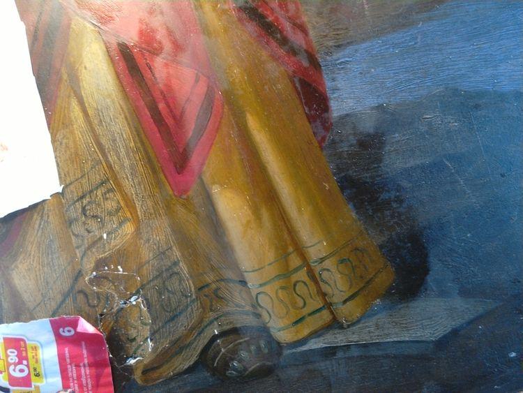 St. Barbara - restoration, conservation - constli | ello