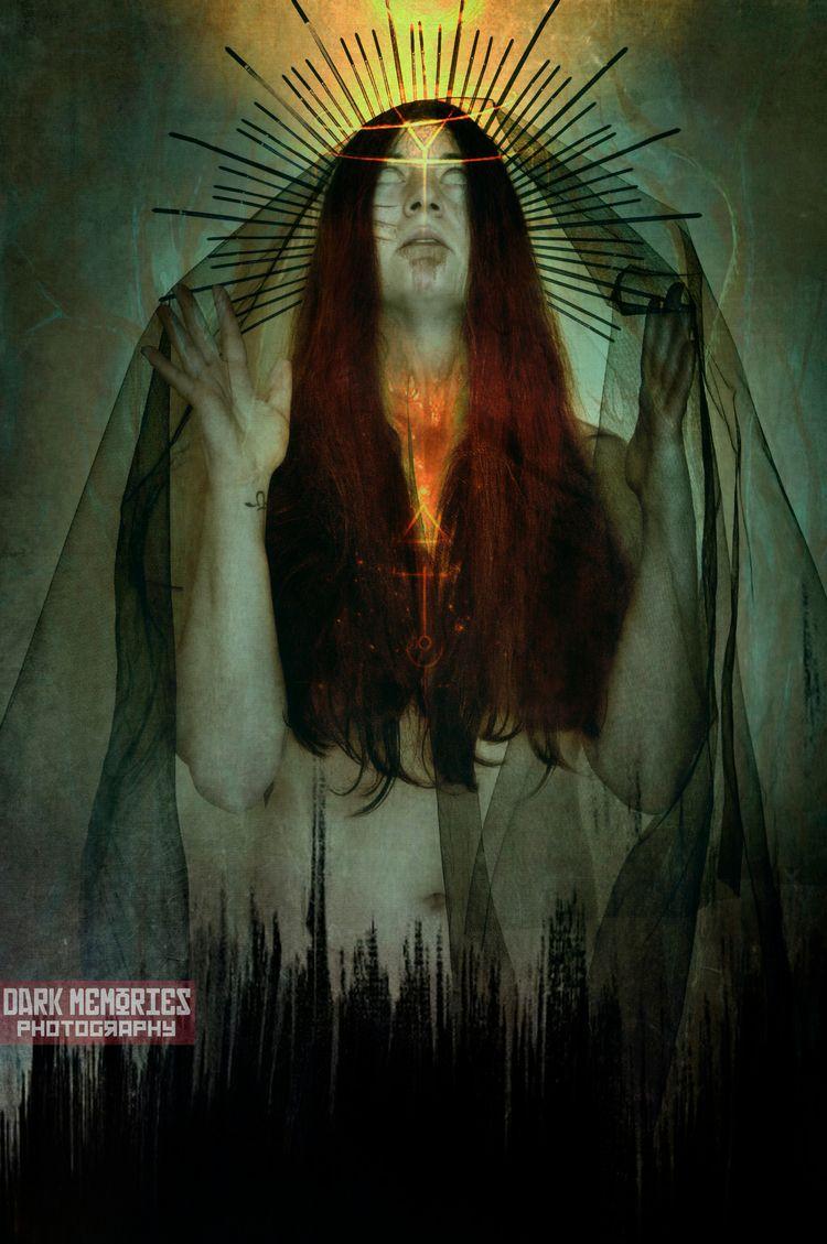 Ora Pro Nobis Lucifer - ellophotographer - darkmemoriesphotography | ello