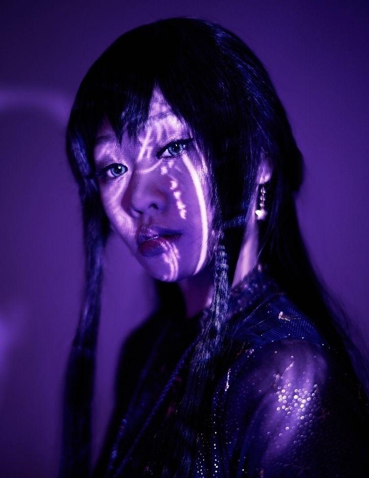 Photographer: Evan Chen Stylist - darkbeautymag | ello