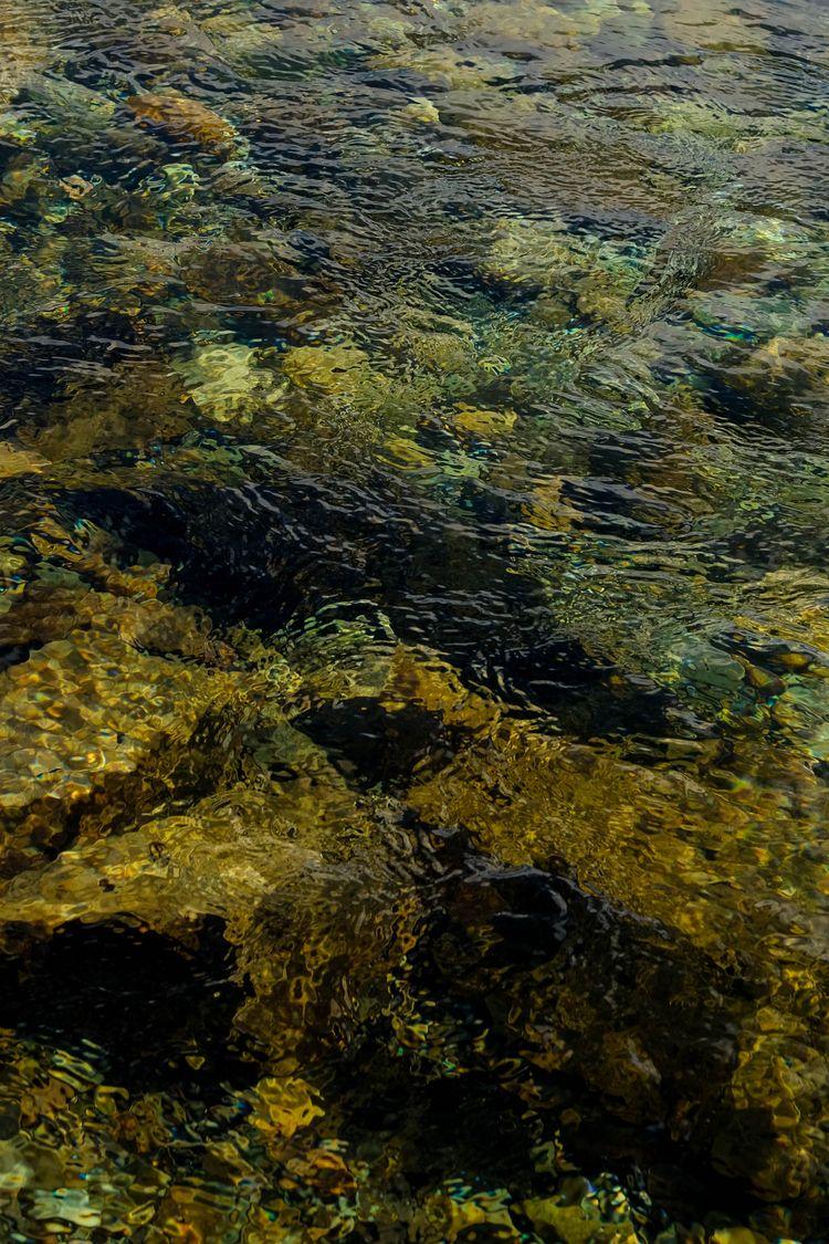 aguas - water, lake, argentina, patagonia - karenmorgan | ello