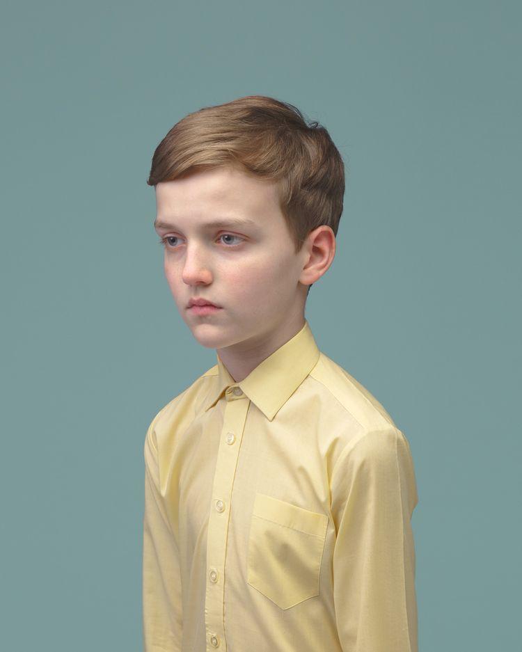 Boy yellow shirt ( BOYHOOD seri - marekwurfl | ello