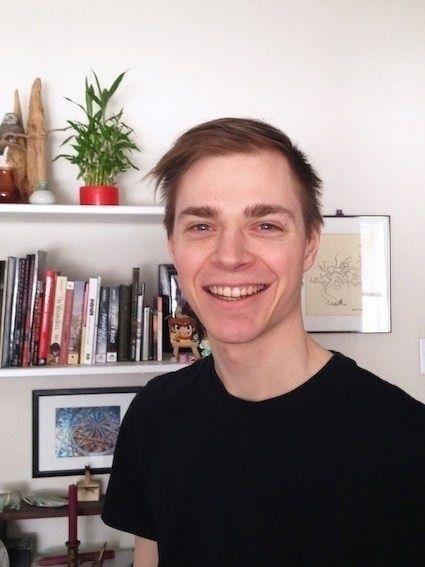 Winnipeg creator Scott Ford tal - truenorthcountrycomics | ello