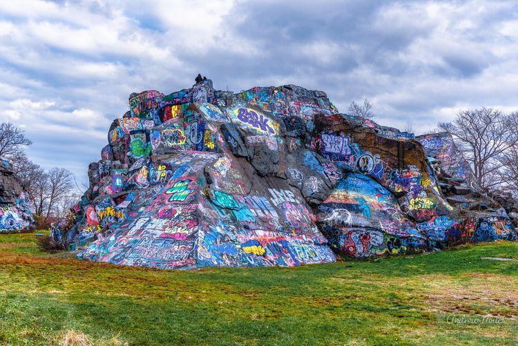 Art Rock Lovers Quincy Quarries - andrewnoiles | ello