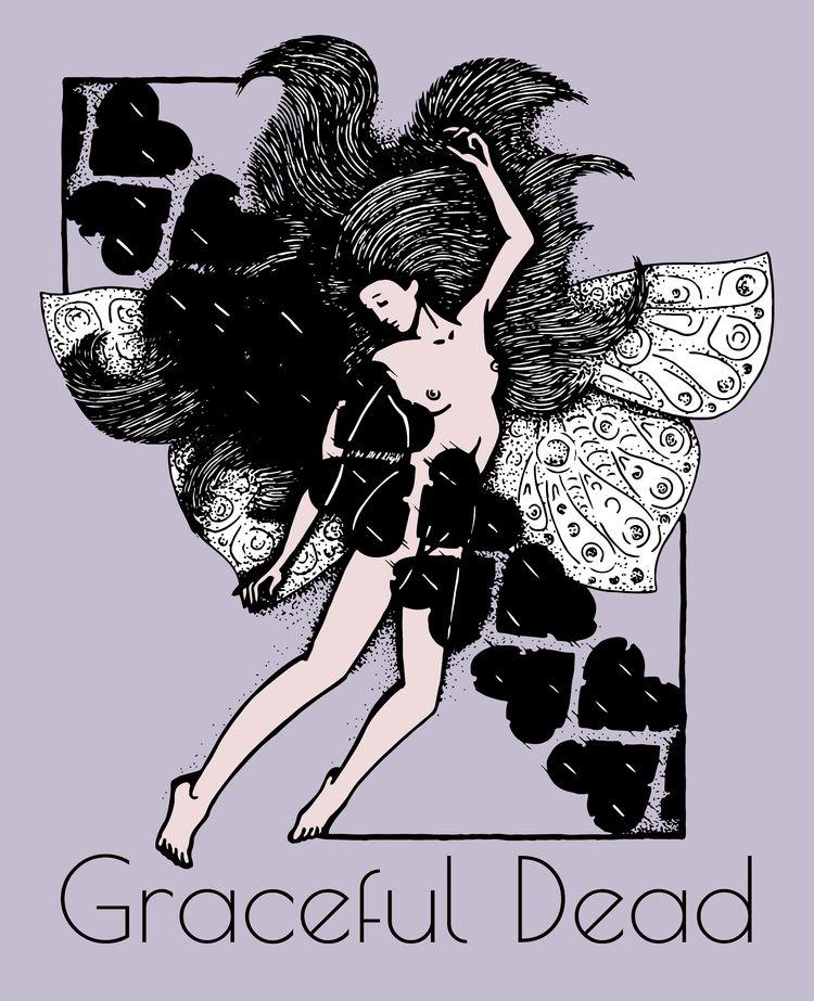 Graceful dead - zzmyxazz, eroticart - zzmyxazz | ello
