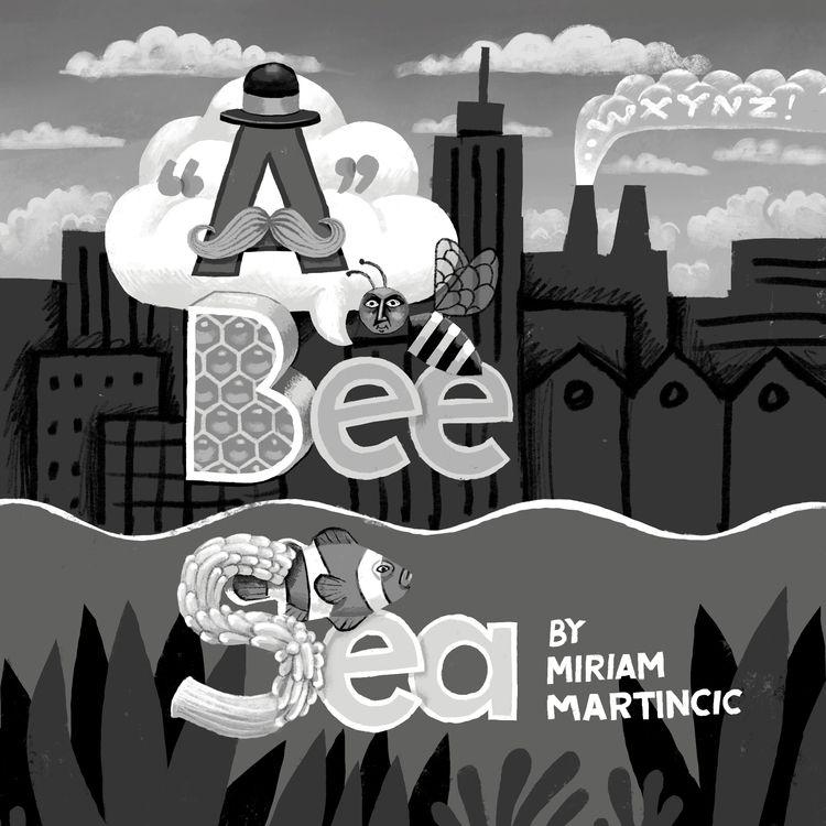 Bee Sea (part 1 3, dummy book c - miriamdraws | ello