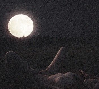 moonlight - nsfw, porn, nude, dark - lovetohaterilez | ello