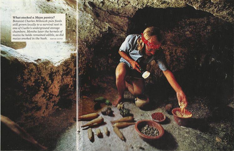 Maya Breadnut bowl, front cente - ccruzme | ello