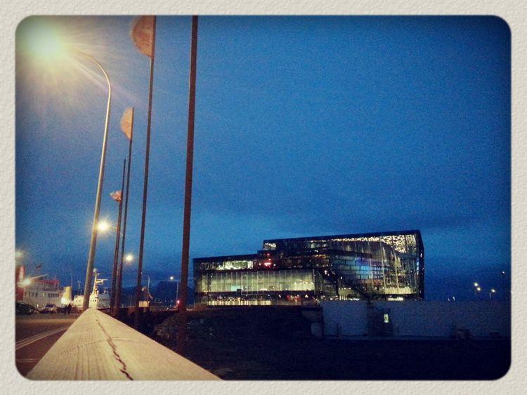 Harpa Concert Hall Reykjavik, I - intuitivelytaken | ello