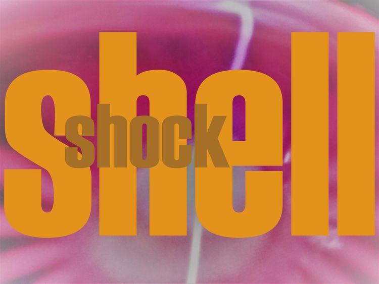 shellshock - photography, typography - johnhopper | ello