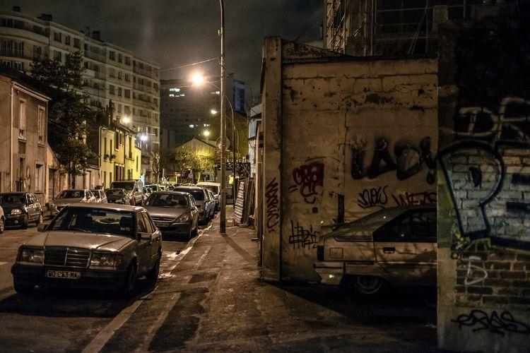 Une Ville la Nuit  - citylife, urbanlandscape - jean-fabien | ello