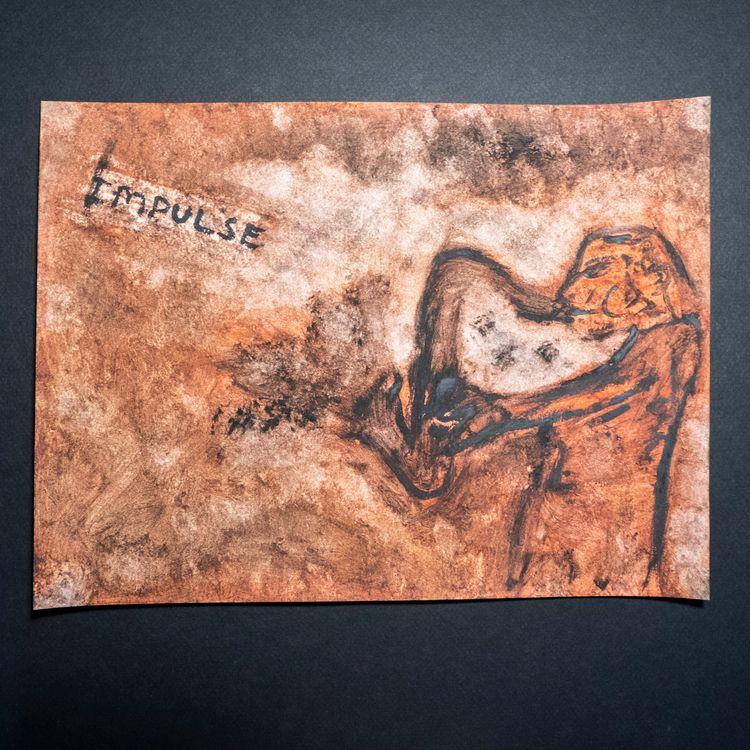 Impulse - art, artist, painting - michaelpennphotography | ello