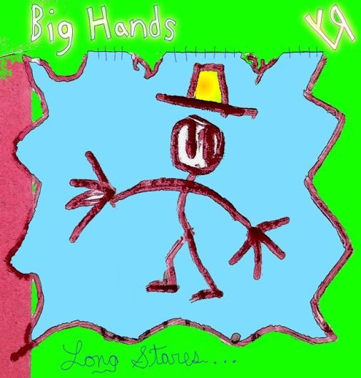 Big Hands (Long Stares...) Rich - richardfyates | ello