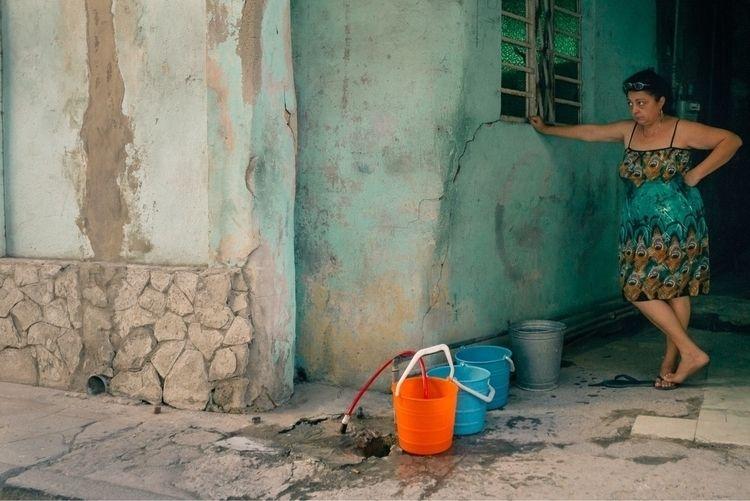 Waiting Water - Havana, Cuba 11 - landonstirling | ello