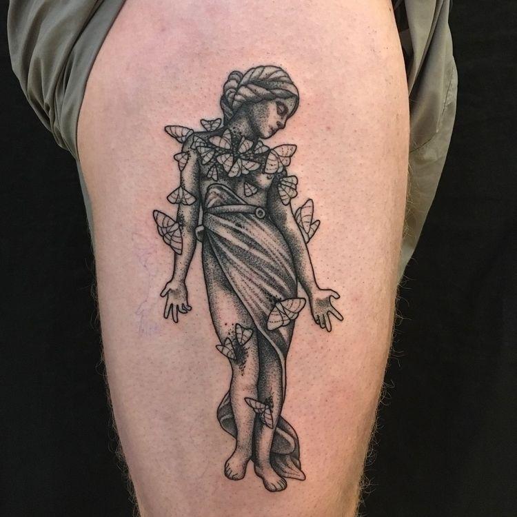 12-31-2018 - tattoo - bradleybaggins | ello
