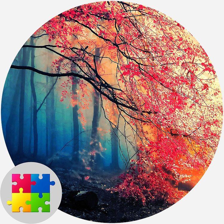 Free Desktop Jigsaw Puzzle Down - artlikesyou | ello