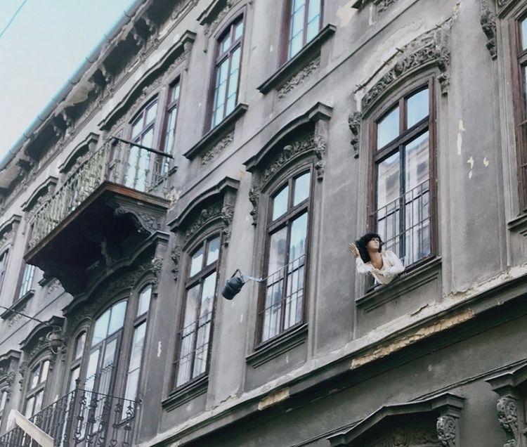 Waiting window - travel, photography - dear_fia | ello