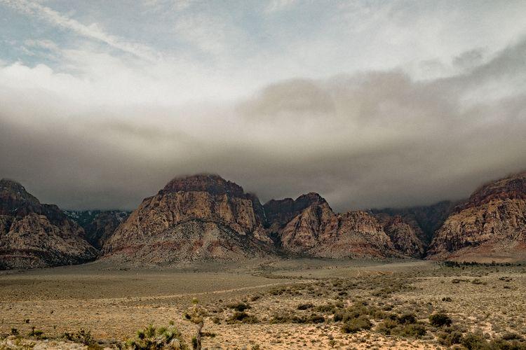 road Los Angeles Las Vegas - ontheroad - maurizio | ello