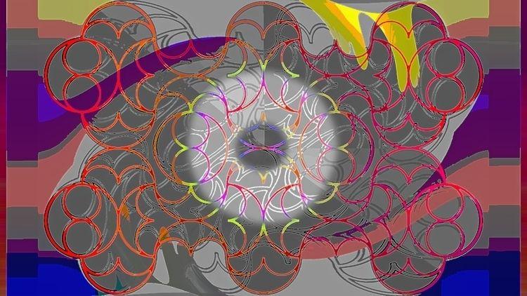 2D Art, Electric Kool-Aid Acid  - thoskite | ello