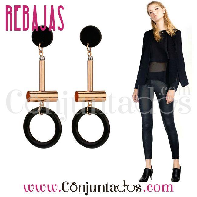 ¡#Rebajas! Joanna ★ - Pendientes - conjuntados_com | ello