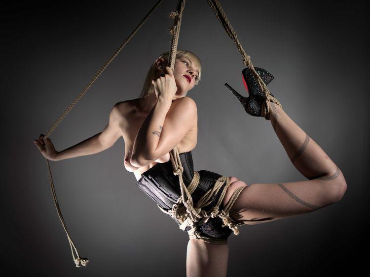 Shibari - Rope Tattoo Rope. . H - baxtermarrison | ello
