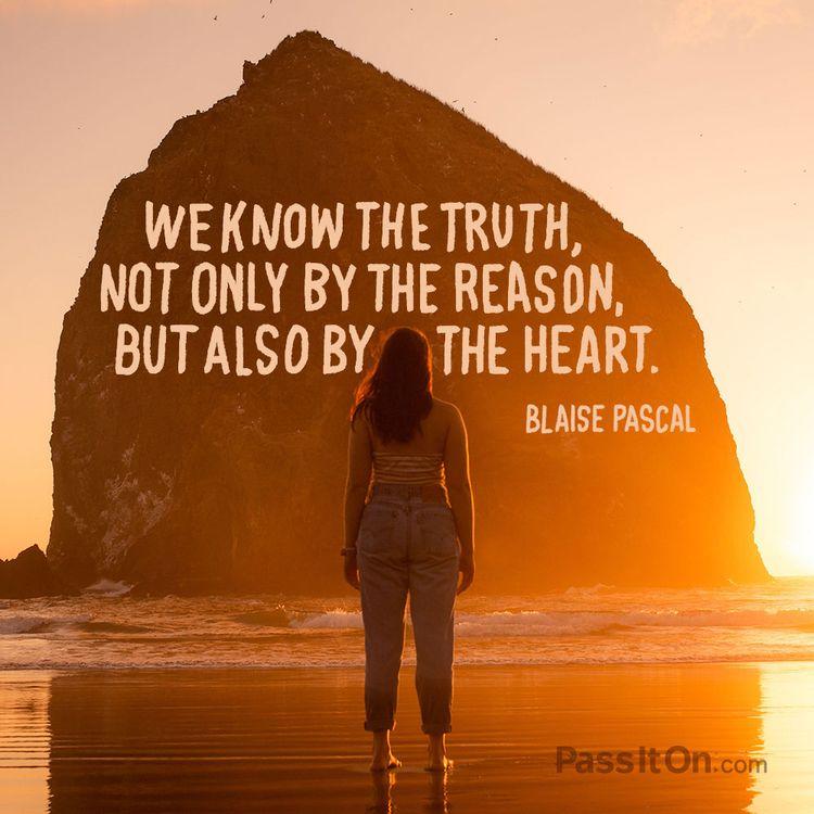 fear shuns truth, reality LOVE - kipbaldwin | ello