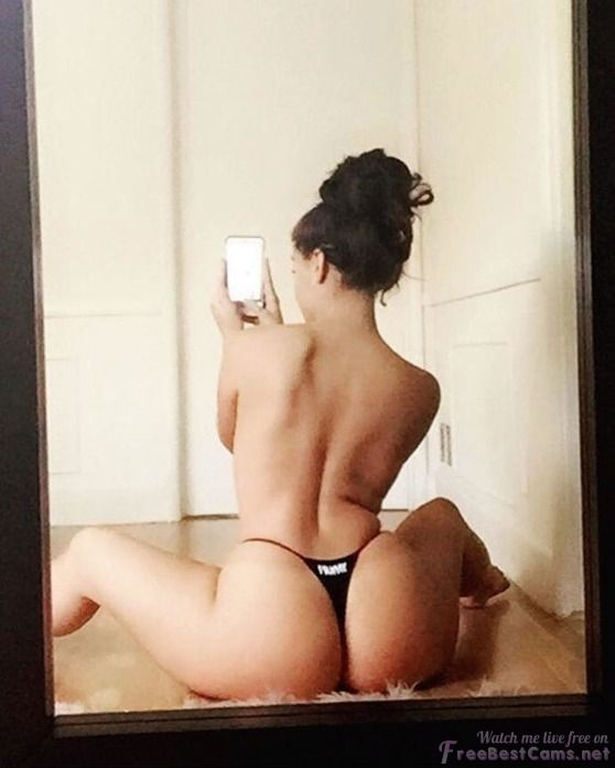 Mirror ass - sexy, asses, thong - juliapanan | ello