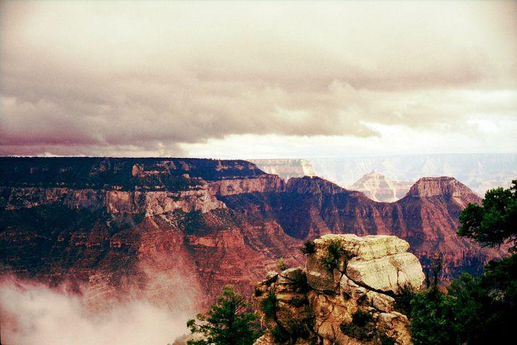 Grand Canyon North Rim - film, filmphotography - the69thdimension | ello