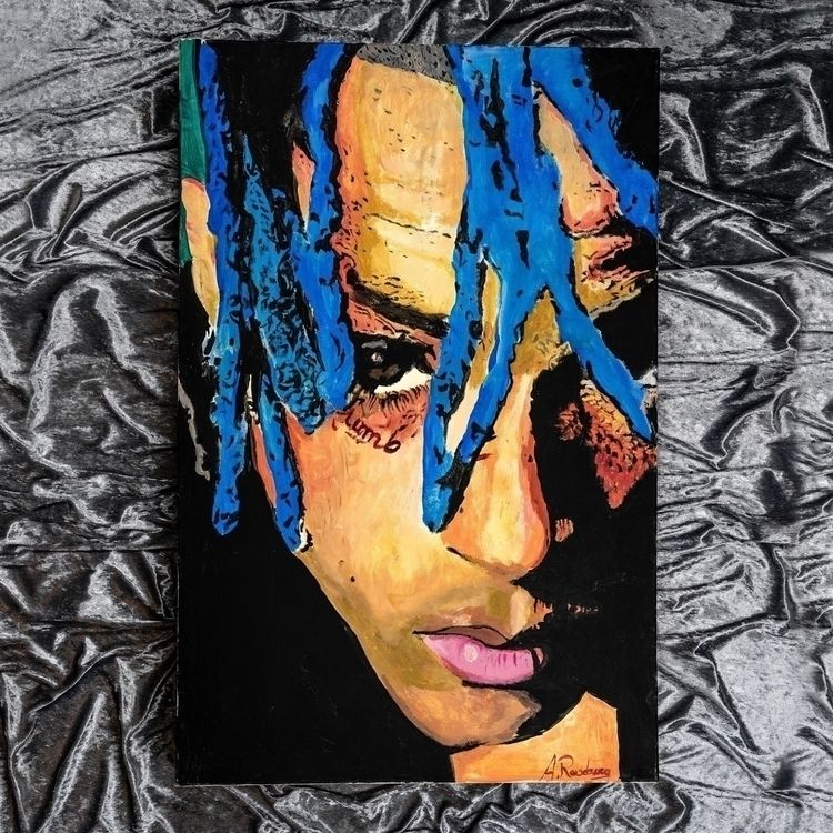 Art Collection Coming - xxxtentacion - hiphopsoiree | ello