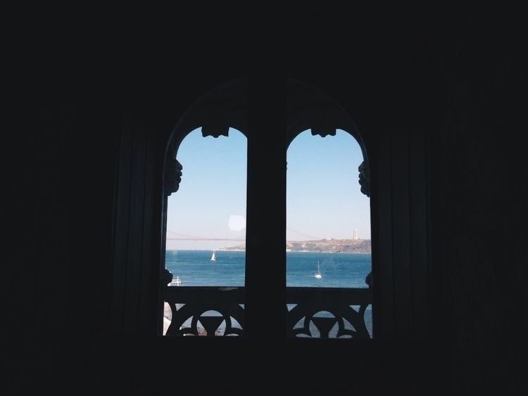 Window summer paradise - ilzysousa | ello