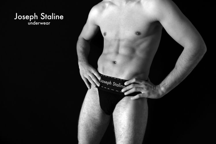 Joseph Staline underwear Photog - romualdetpj | ello