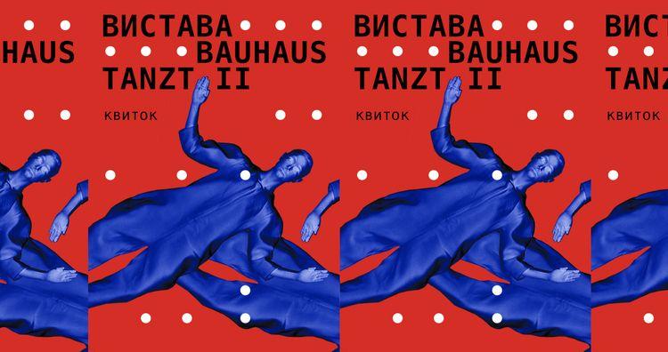 Visual design Bauhaus Tanzt II  - allasorochan | ello