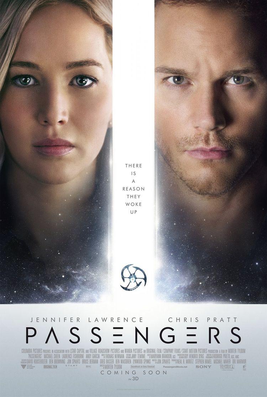 watched 2016 film Passengers. f - drgiii | ello
