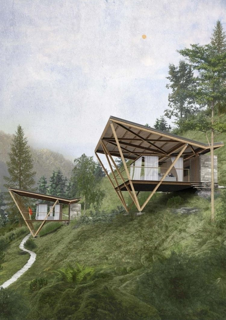 Silver Architecture Mateja Zele - fabrik | ello