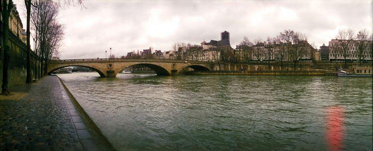 Paris. Widelux // Kodak Cinesti - the69thdimension   ello