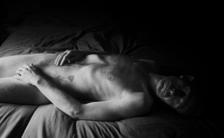 Silently Dream - malemodel, Photography - jarvism | ello