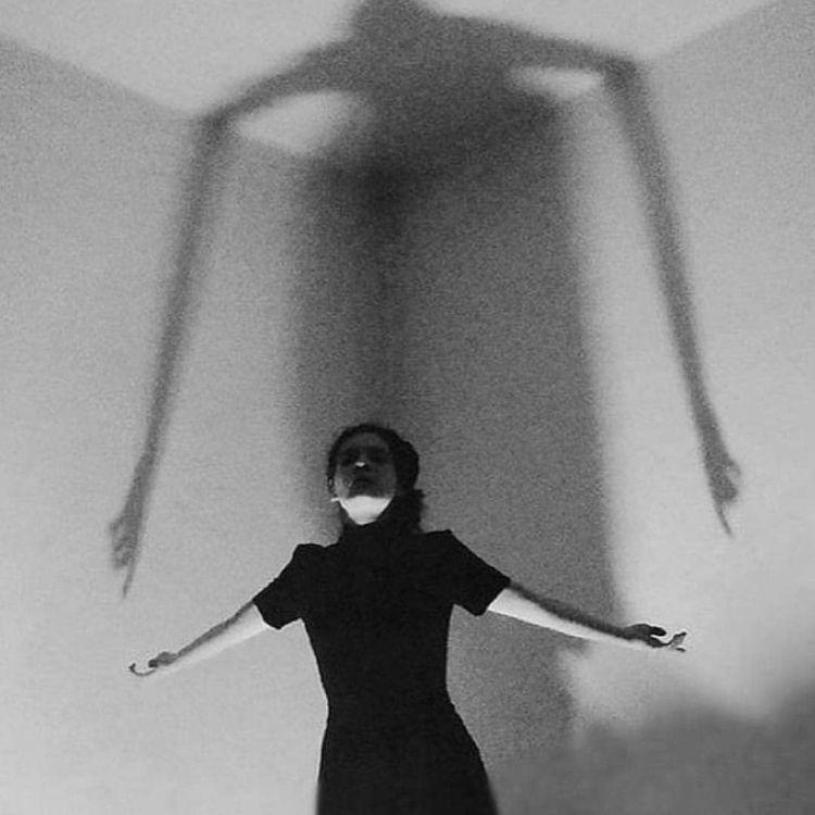 Anna, shadow casts wall early m - roddiemac | ello