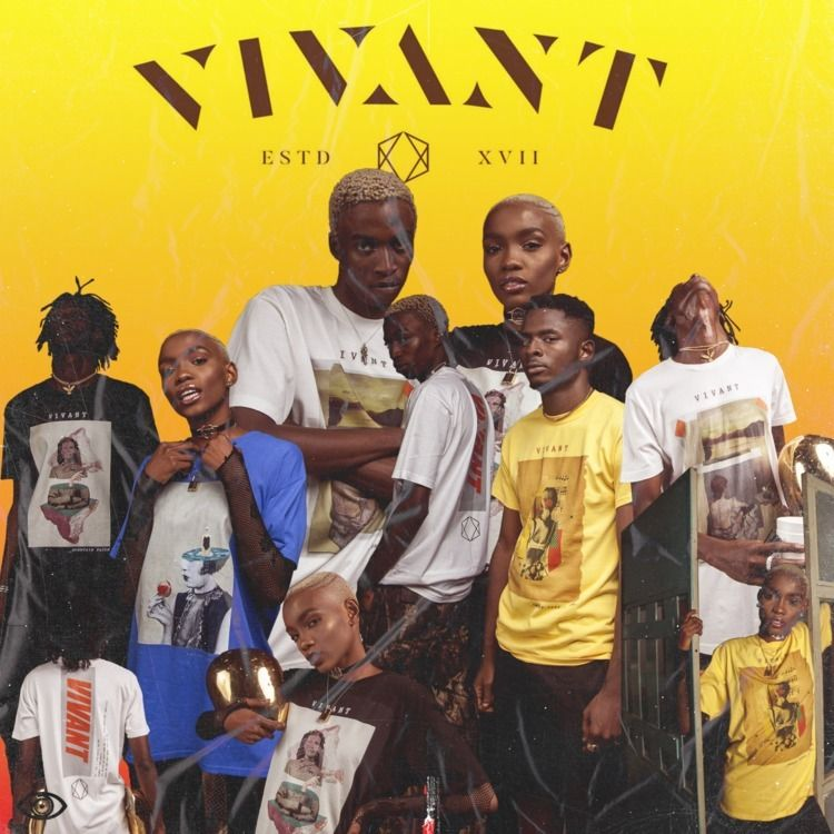Collage Designed Vivant Clothin - akang007 | ello