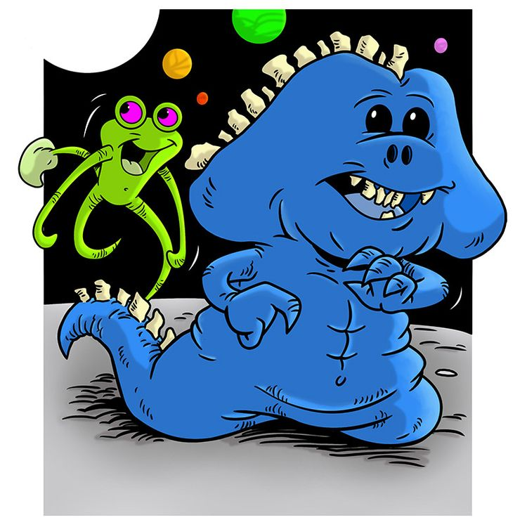 Gigantico Tiny Monsters Draw st - dave_windett   ello
