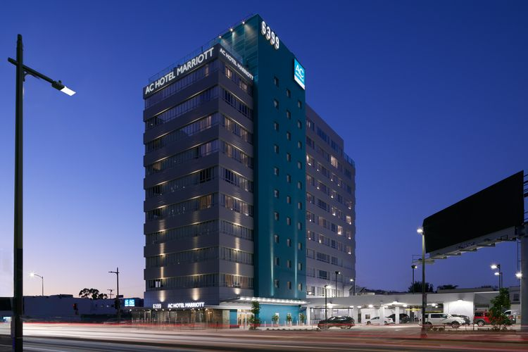 AC Hotel Beverly Hills Douglas  - odouglas   ello