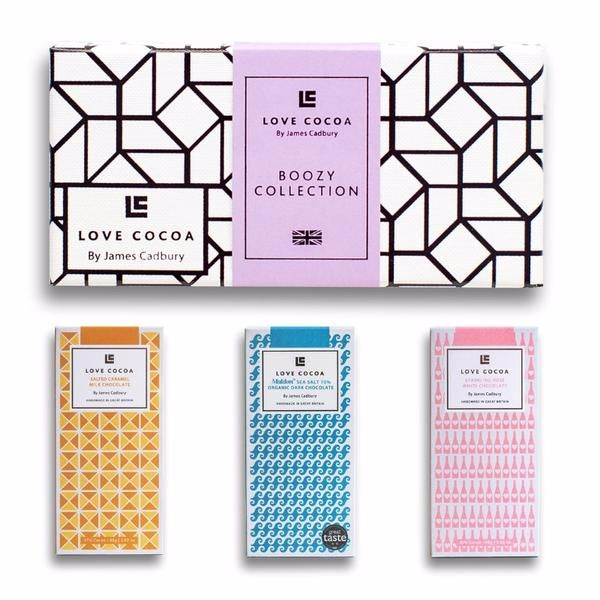 Love Cocoa founded James Cadbur - lovecocoa | ello