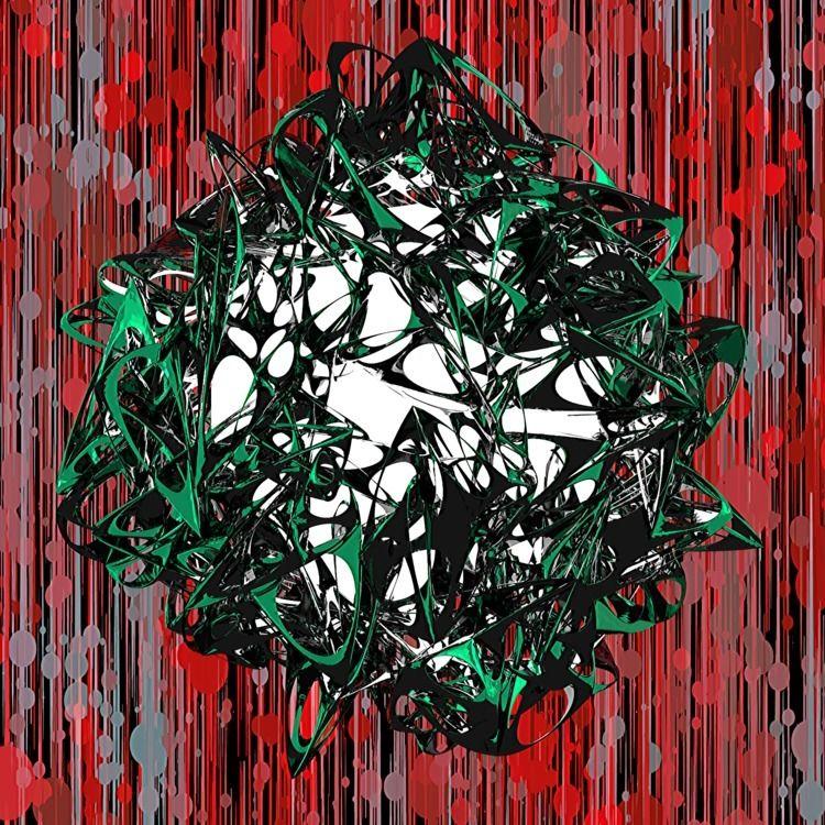 190129 // .blr - digital, abstract - alexmclaren | ello