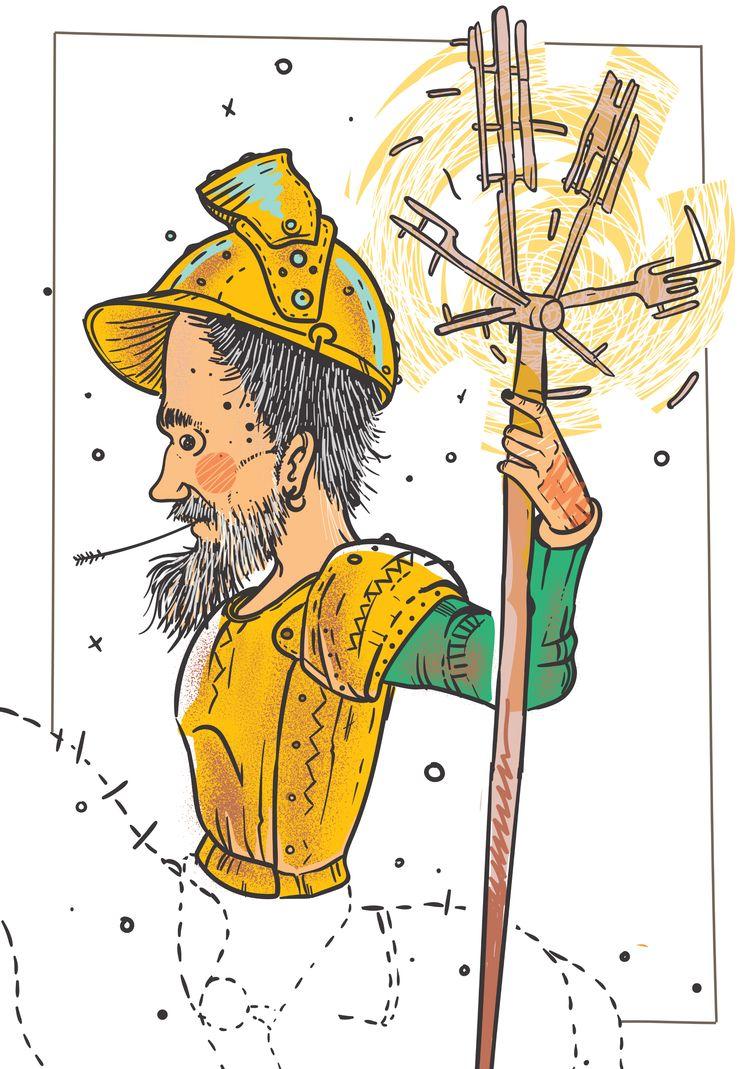 Don Quixote - TAU - arvydasgudas | ello